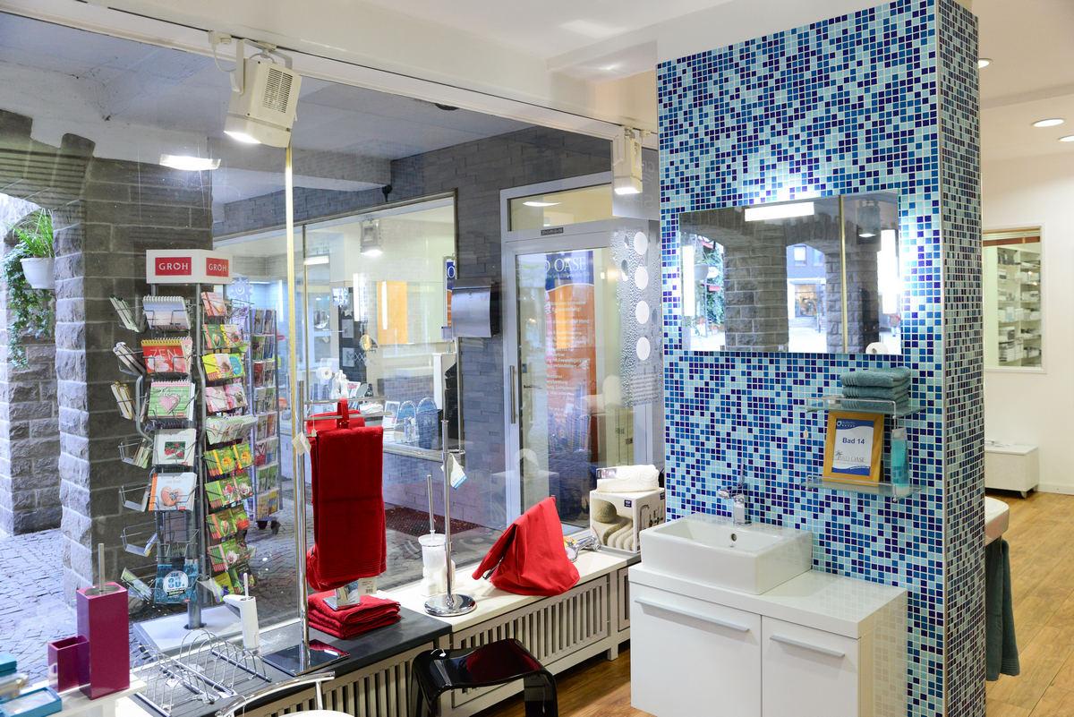 Badausstellung Hattingen Baddesign Badezimmer Hasenkamp